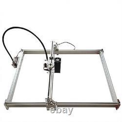 100100CM Mini Laser Engraving Machine 500MW DIY Image Cut Logo Printer Engrave