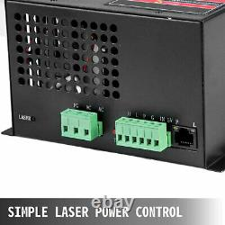 100W CO2 Laser Power Supply Switch for Laser Engraver Engraving Cutting Machine