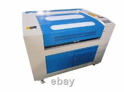 100W HQ9060 CO2 Laser Engraving Cutting Machine/Engraver cutter Acrylic Plywood