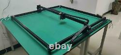 11m 0.5with40w CNC Laser Engraving Routting Cutting Machine With Big Working Area