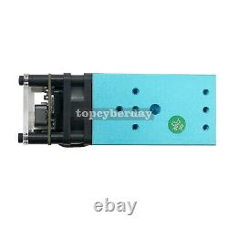 12V 15W 450nm Blue Laser Module Laser Cut to Engrave Stainless Steel 3mm Wood