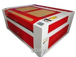 130W HQ1612 CO2 Laser Engraving Cutting Machine/Acrylic Wood Cutter 16001200mm