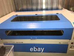 1390 Laser Cutting and Engraving Machine 100W CO2