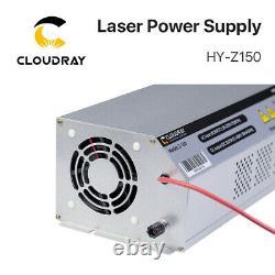150W CO2 Laser Power Supply Z150 110V 220V LCD Display Laser Engraving Cutting