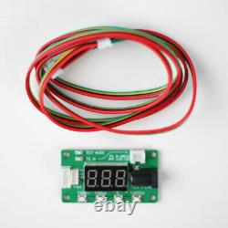 20W laser module head KIT for laser engraving cutting machine withPWM test board