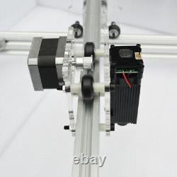2500mW DIY Laser Engraving Cutting Machine Kit 40X28mm Stainless Steel Marking