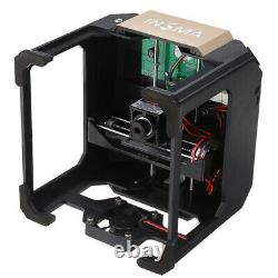 3000MW 3D CNC Laser Engraving Cutting Machine USB Engraver DIY Logo Mark Printer