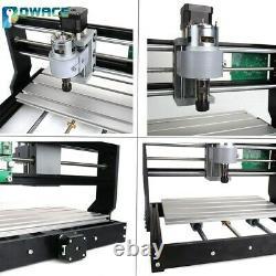 3018 Pro ER11 GRBL CNC DIY Laser Router Machine Mini Pcb Cut Wood EngravingUK