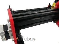 3040cm CNC Machine Laser Engraver and Cutter Engravinfor StainlessSteel 500-15w