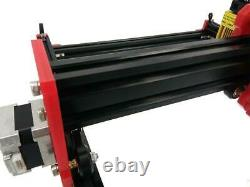 3040cm CNC Router Machine Laser Engraver Cutter For Stainless Steel 500-15w NEW