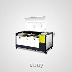 400x600mm 50W Laser Engraver Engraving Cutting Cutter Machine Z Axis Adjustable