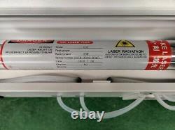 40W 4040 CNC CO2 Laser Engraving Etching Cutting Machine Engraver Cutter Desktop