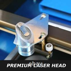 40W CO2 Laser Engraver Machine 220V USB Port Engraving Cutting Carving Printer
