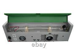 40W USB CO2 Laser Engraving Cutting Machine Engraver Laser Cutter Wood Working