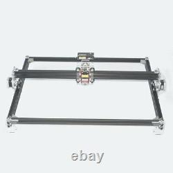 500mw 60x50CM 2 Axis CNC Laser Engraving Machine Drawing Cutting Printer DIY Kit