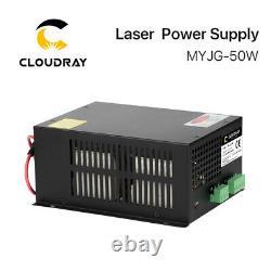 50W 60W CO2 Laser Power Supply PSU for Laser Engraver Cutting Machine