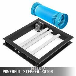 50W CO2 Desktop USB Laser Engraving Cutting Machine Engraver Cutter High Speed