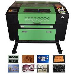 50W CO2 USB Laser Engraving Engraver Machine 300x500mm Cutting Cutter Printer