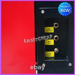 50W Laser Tube CO2 USB LASER ENGRAVING CUTTING MACHINE free upgrade to 60W