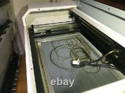 60W CO2 Laser Engraver Cutter Engraving Cutting Machine