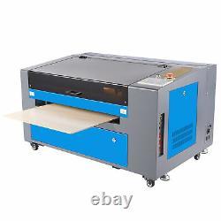 60W CO2 Laser Engraver Engraving Cutting Machine Model 600400mm Patent