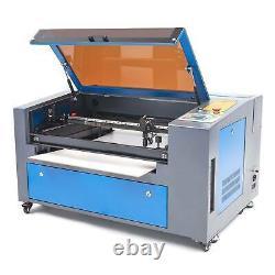 60W CO2 Laser Engraver Engraving Cutting Machine Patent Model 600400mm