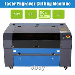 700500mm Engraving Cutting Machine Patent Model 60W CO2 Laser Engraver