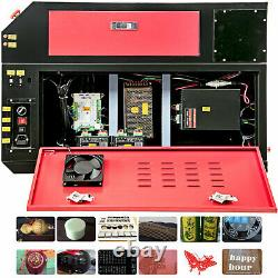 700x500MM Working Size 60W CO2 Laser Cutter Cutting Engraver Auto USB Software