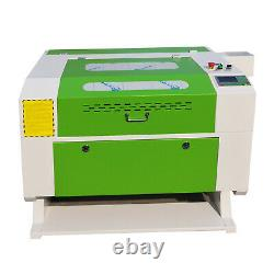 700x500mm Co2 Laser Engraving Cutting Machine Engraver Cutter USB Motor Z axis