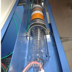 720mm Glass Laser Tube 40W For Water Cooling CO2 Laser Engrave Cutting Machine