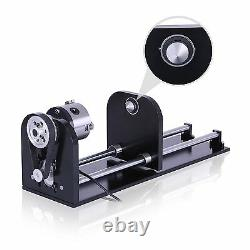 80W 700x500mm USB Laser Engraving Cutting Machine Engraver with Rotary Axis new