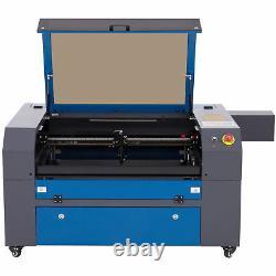 80W CO2 Laser Engraver Engraving Machine Cutting 700500mm LightBurn License