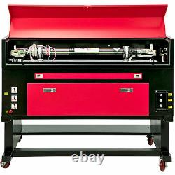 80W CO2 Laser Engraver Engraving Machine Metal Cutter Cutting withcrafts USB
