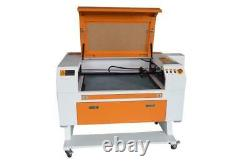 80W CO2 Laser Engraving Cutting Machine 700x500mm Laser Cutter USB Wooding