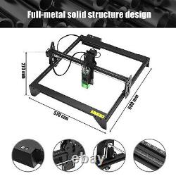 A5 20W Laser Engraver DIY CNC Quick Assembly Engraving Cutting Machine 410400mm