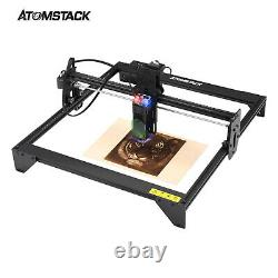 ATOMSTACK A5 20W Laser Engraver CNC Engraving Cutting Machine 410400mm D2R9