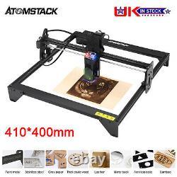 ATOMSTACK A5 Laser Engraver Engraving Cutting Machine DIY Cutter 20W 410400mm
