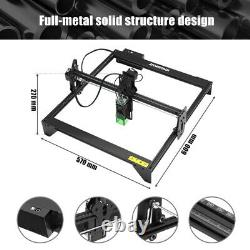 ATOMSTACK A5 Pro 20W Laser Engraver CNC Engraving Cutting Machine 410x400mm UK