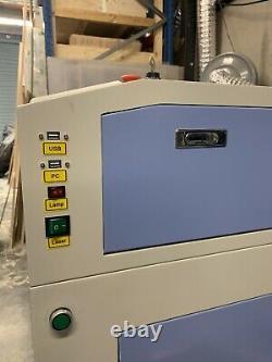 CHINESE / ENGRAVER / LASER CUTTING MACHINE 1200X900 CO2 80w (100W PEAK)