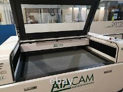CO2 150W Laser Engraver Engraving Cutting Cutter Machine 1300mm x 900mm ATACAM