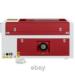 CO2 Laser Engraver Cutter Engraving Cutting Machine 600mmx400mm