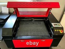CO2 Laser Engraving / Cutting Machine 700mm x 500mm