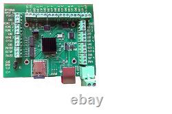 Controller, CO2 laser engraving cutting CNC type machine controller