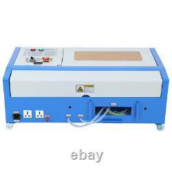 Corel Draw 40W CO2 Laser Engraver Engraving Machine 30X20cm Cutting Machine UK