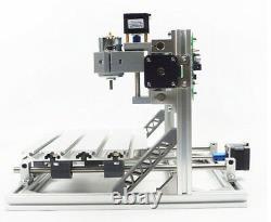 EUUK CNC 3018 DIY Router Kit Engraving Milling Laser Machine Wood PCB Cutting