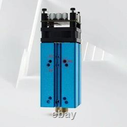 Engraving Laser Module Blue-Violet Light Cutting Laser Output 40W Focus 450NM