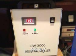 HPC LS6450 Laser engraving cutting machine