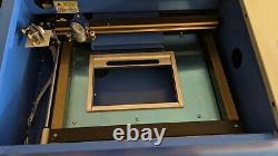 K40 40w laser engraving cutting cnc machine