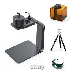 LaserPecker Portable Laser Engraving Cutting Machine EngraverPrinter DIY Set