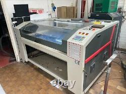 Monster 150w co2 laser cutter/engraver with 1300 x 900 cutting bed With usb port